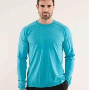 Men's Lululemon Metal Vent Tech Long Sleeve Shirt